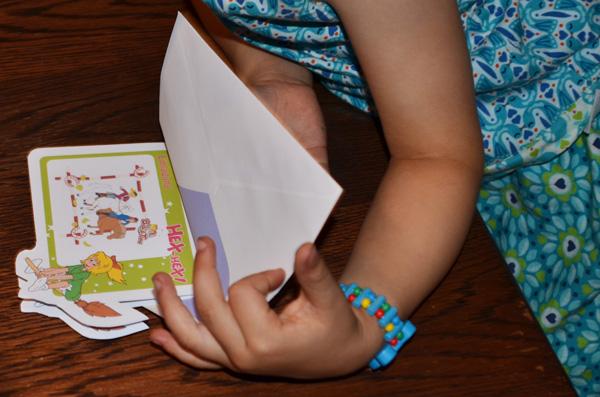 Bibi und Tina Hex,Hex Partyeinladung zum Kindergeburtstag